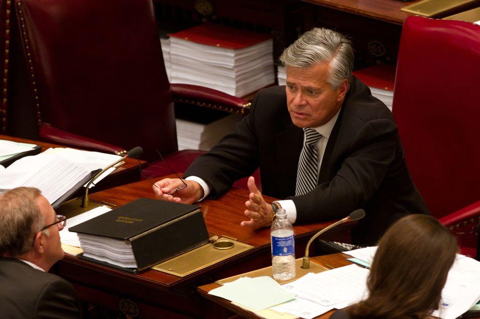 Dean Skelos Resigning as State Senate Majority Leader: Report