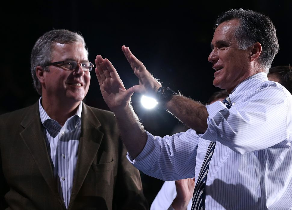 Jeff Greenfield: Jeb Bush's Wealth of Money Problems