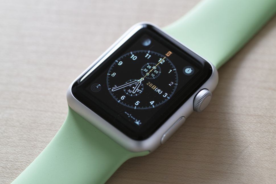 Why Apple Co-Founder Steve Wozniak Isn't Sold on the Apple Watch