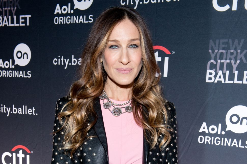 Sarah Jessica Parker's Shoe Line Has Its First NYC Retailer