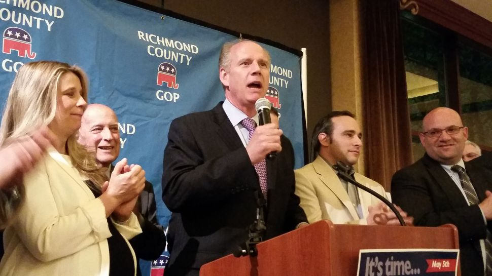 Daniel Donovan, Eric Garner Prosecutor, Wins Staten Island House Seat
