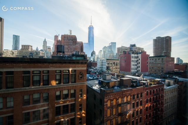 Globe-Trotting Ex-Goldman Partner Unloads Tribeca Condo for $6.425M