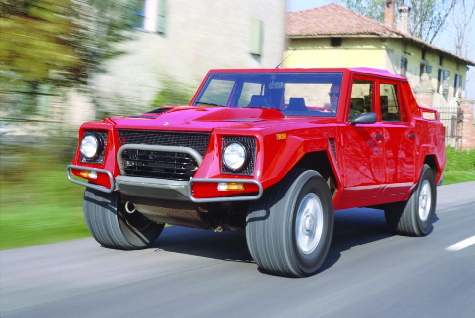 The Return of the Lamborghini SUV and Other Bad News for Sports Car Fans