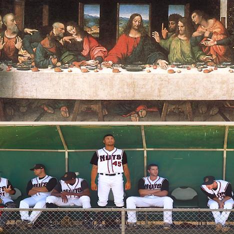 "Leonardo da Vinci's ""The Last Supper"" Inspires Tabitha Soren's Exhibit 'Fantasy Life'"