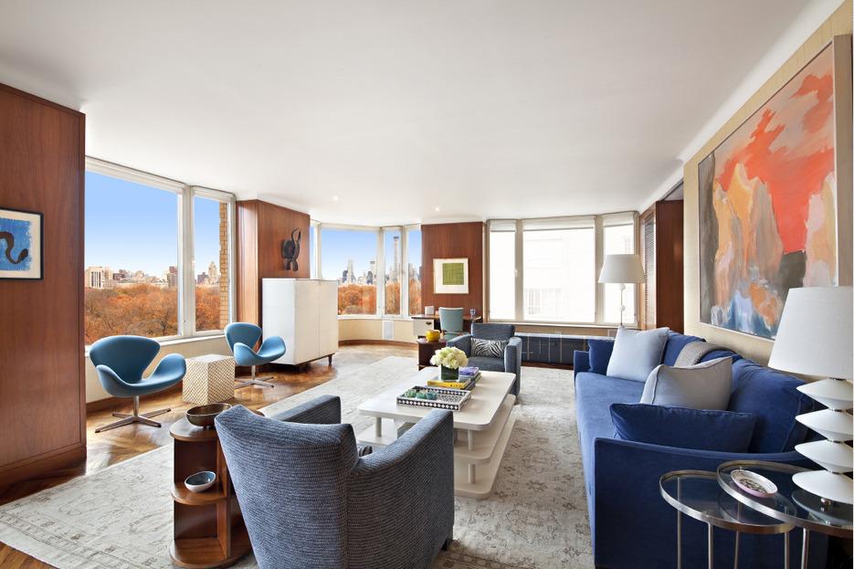 Nelson Rockefeller Jr. Sells Central Park West Pad for $7.38M