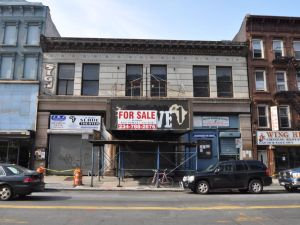 Bed-Stuy's Slave Theater.