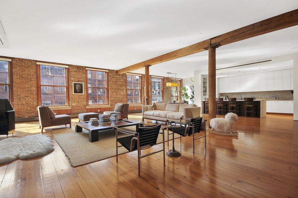 Polo Playing Guggenheim Banker Drops Crosby Street Crib for $7.99M