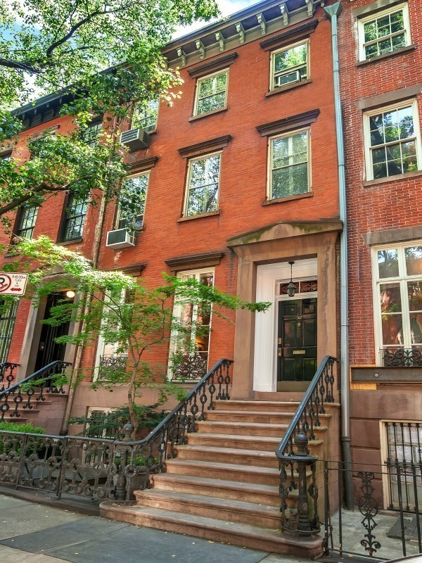 Grove Street Townhouse, Sans Pesky Renovations, Trades for $11.25M