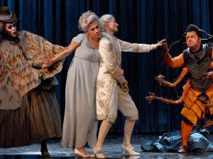 Opera Stuttgart. (Photo: A.T. Schaeffer)