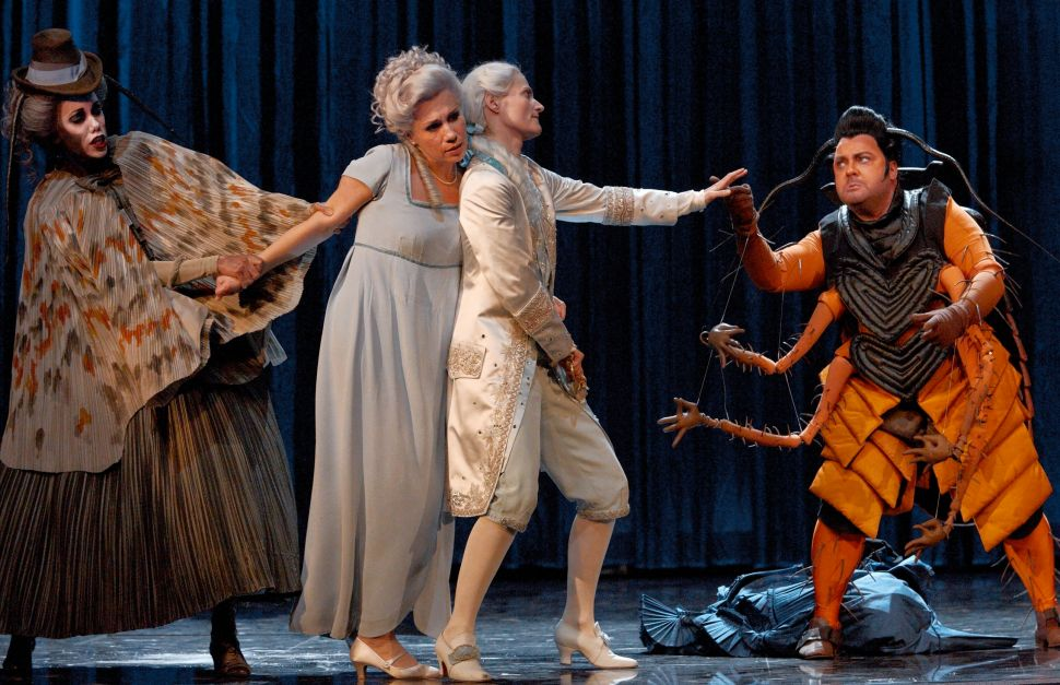 Who Can Fix Opera in New York? The Germans!