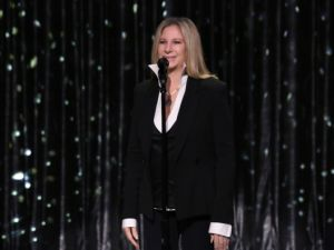 Barbra Streisand. (Photo by: Douglas Gorenstein/NBC)