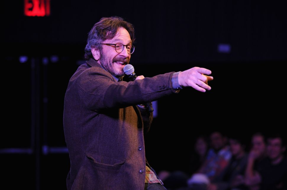 Marc Maron's WTF Show is Ready for Better Podcast Advertising