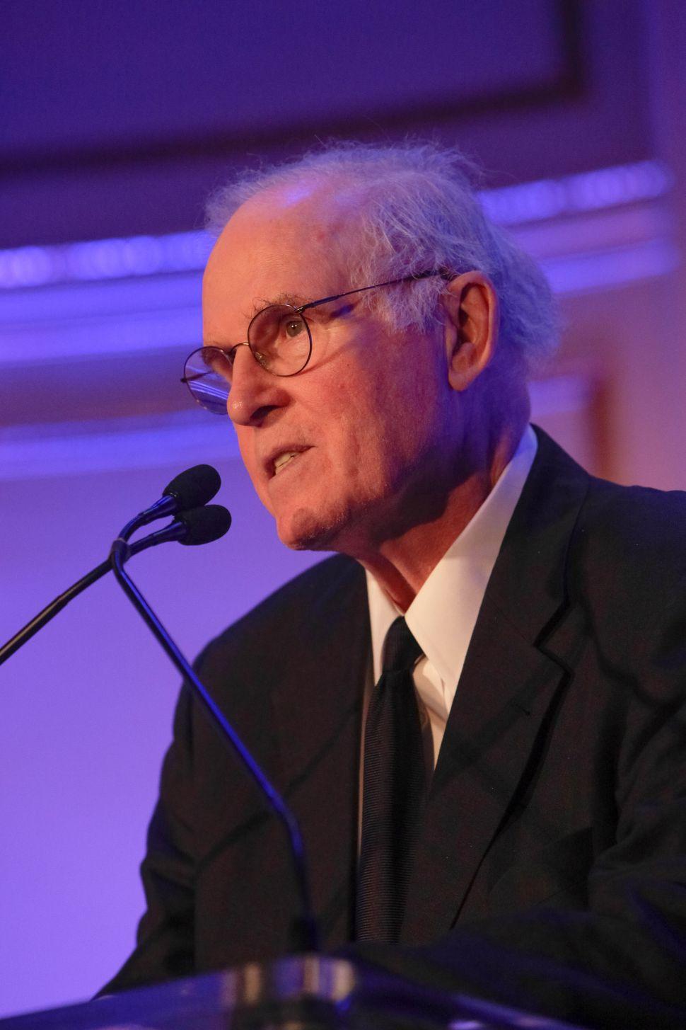 Charles Grodin Hosts the Survivor Mitzvah Project