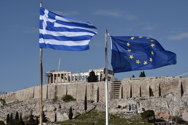 Greece's Path to Staying in the Eurozone