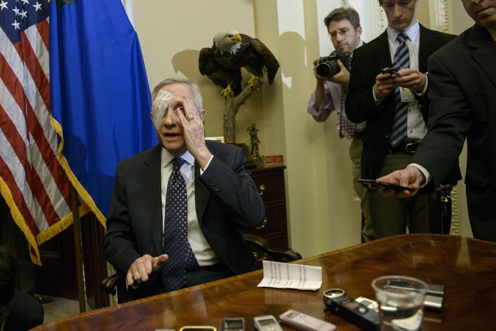 Guy Who Punk'd Right Wing Media About Harry Reid Has Many Tricks Up His Sleeve
