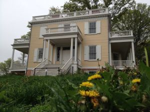 Home on the Grange: a tour around and in the only house Alexander Hamilton ever built is one of the walks.