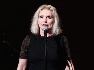 Debbie Harry performs on stage at Tibet House Benefit Concert 2015 at Carnegie Hall on March 5, 2015 in New York City. (<em>Photo: Getty Images</em>)