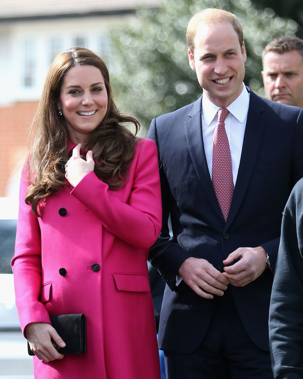 Royal Baby Girl – Her New York Must-Haves