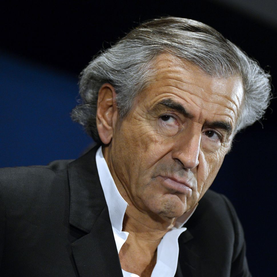 Why Does Everyone Hate Bernard-Henri Lévy?