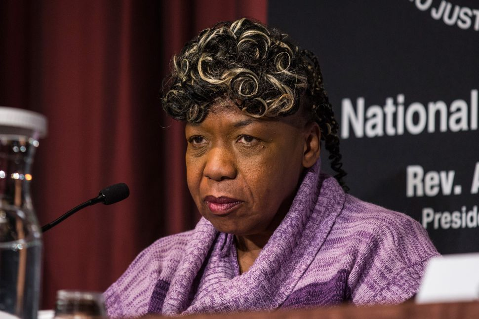 Eric Garner's Mother Gwen Carr Blames Prosecutor's Election on Low Minority Turnout