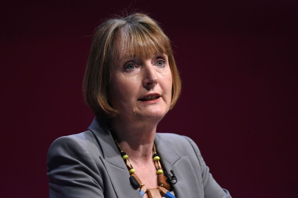 Why Harriet Harman of the Labour Party is the Ultimate Winner of the UK General Election