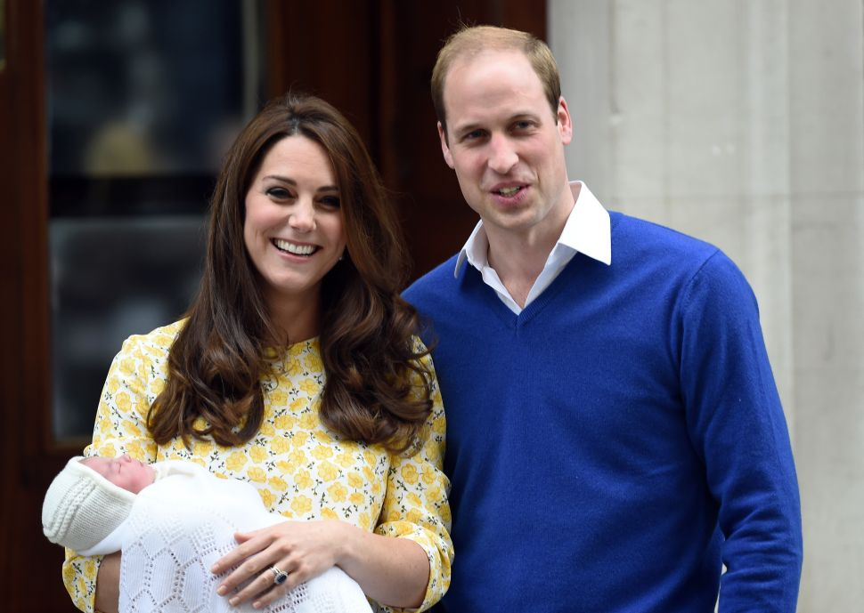 These Royal Tots Are in the Running to Be Princess Charlotte's BFF