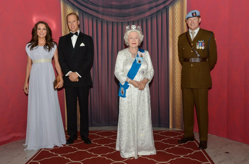 The New Wax Figures of the British Royal Family Will Haunt Your Nightmares