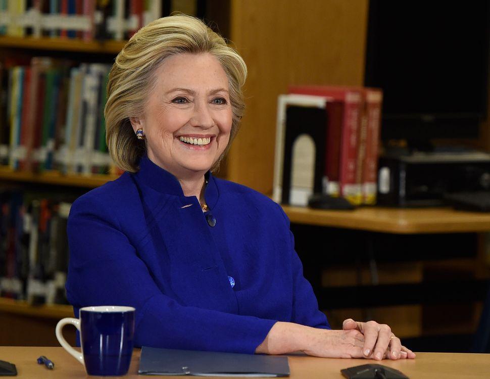 Hillary Clinton, Achiever