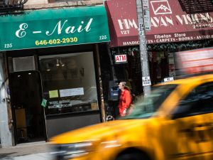 Some nail salons are getting air quality sensors in the city's attempt to combat hazardous conditions. (Photo: Getty Images)