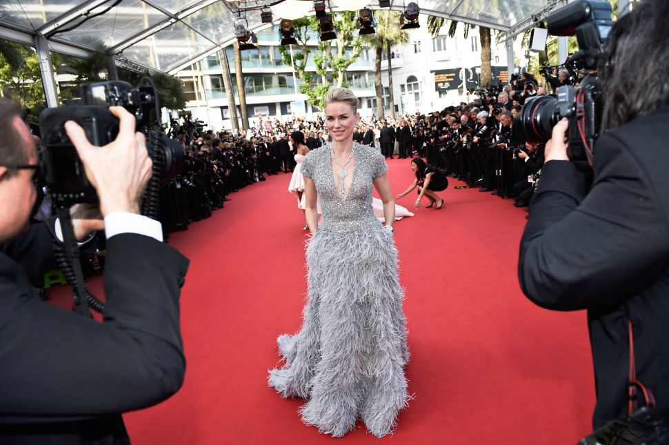 Naomi Watts and Emily Blunt Prove That Red Carpet Risks Pay Off in Cannes