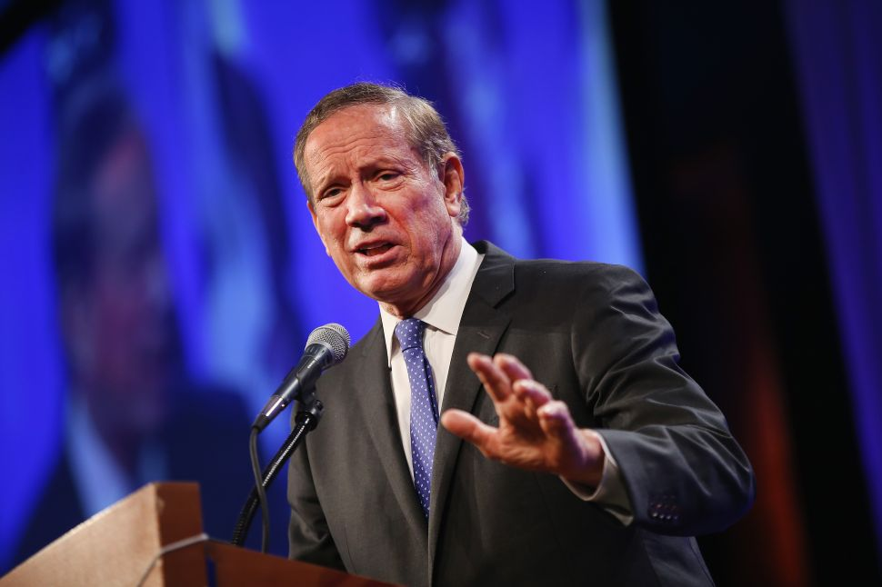 New York City Republican Leaders Want George Pataki to Run for President