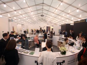 Frieze New York 2015. (Photo: Steve Sands/WireImage)