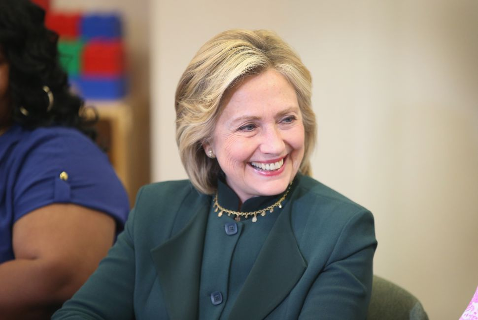 Hillary Clinton's Continued Obstruction
