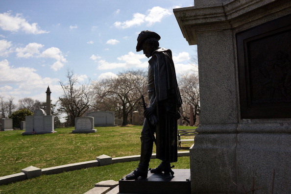 Green-Wood Cemetery Exhibit Honors Its Civil War Vets With a Historic Exhibition
