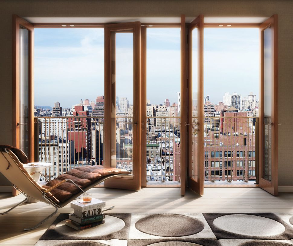 The Western Front: New Construction and Conversion Projects on the Upper West Side