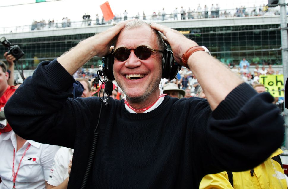 The Top 10 Times David Letterman Didn't Give a F*ck