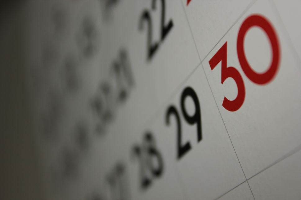 Does Your Calendar Have a Chokehold on You?