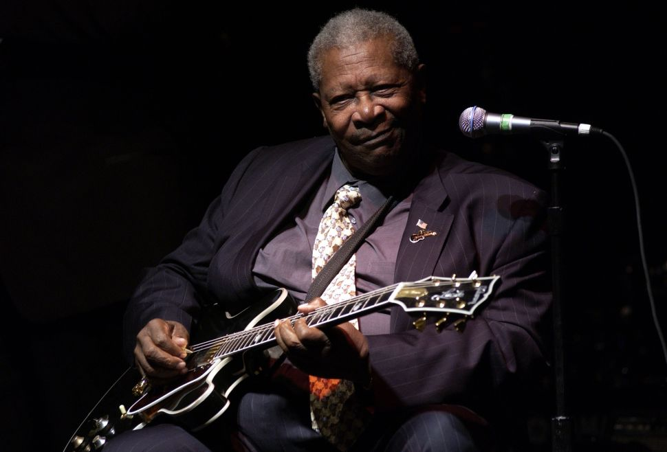 B.B. King Remembered by a Young Musician Who Played With Him