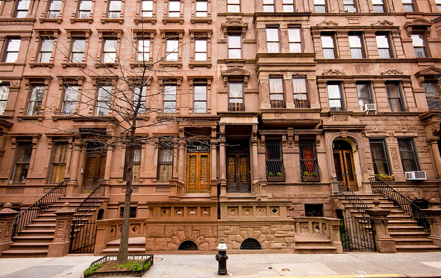 On the Market: Picasso Curtain Unfurled in New Home; Demolishing All the Brownstones
