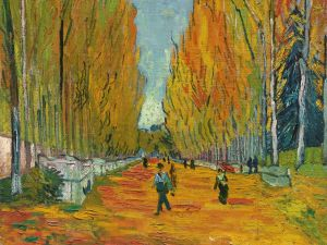 A painting by Vincent van Gogh climbed to $66 million at the first major sale of the spring auction season. (Courtesy: Sotheby's)