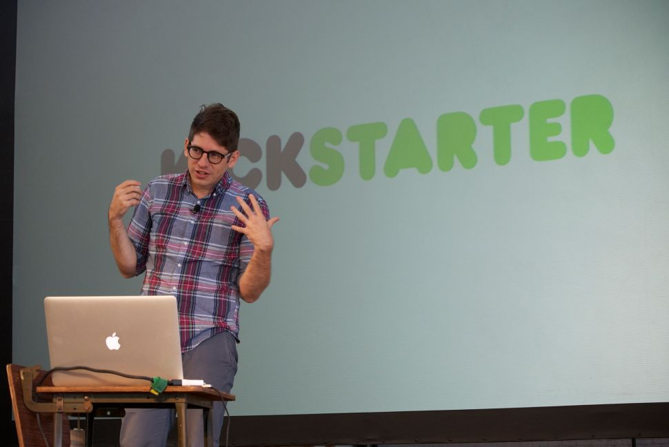Your Kickstarter Campaign Is Going to Fail, So Don't Bother