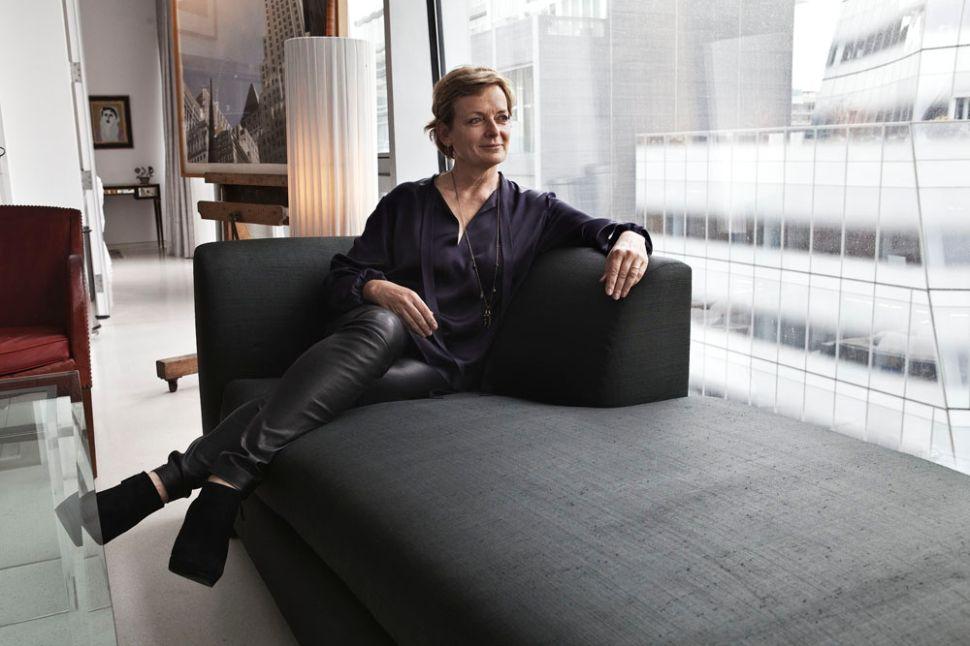 At Home With Interior Designer Alexandra Champalimaud