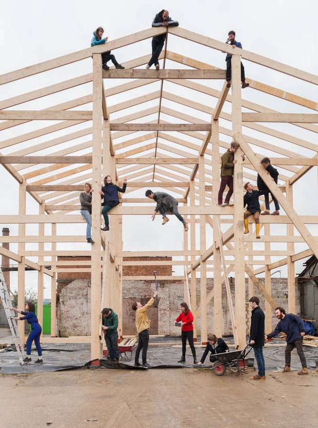 The 2015 Turner Prize Nominees Are Here: 3 Women and An Architecture Collective