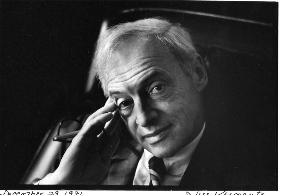 Novelists to Pay Tribute to Saul Bellow at 92Y