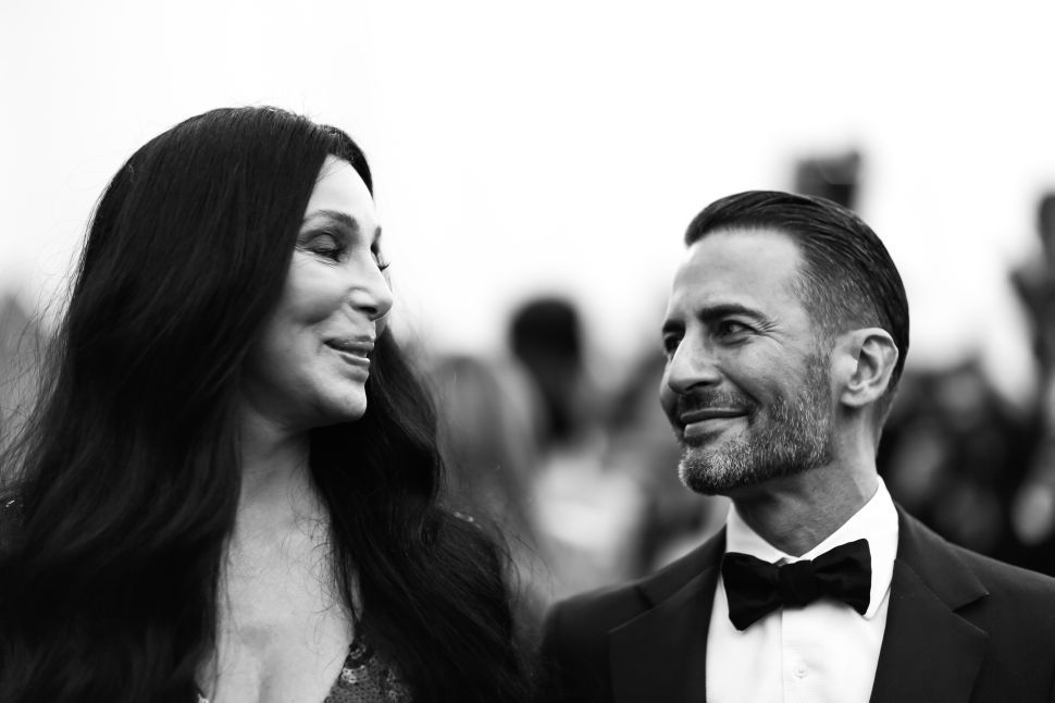 Marc Jacobs to Cher: 'I Got You Babe'