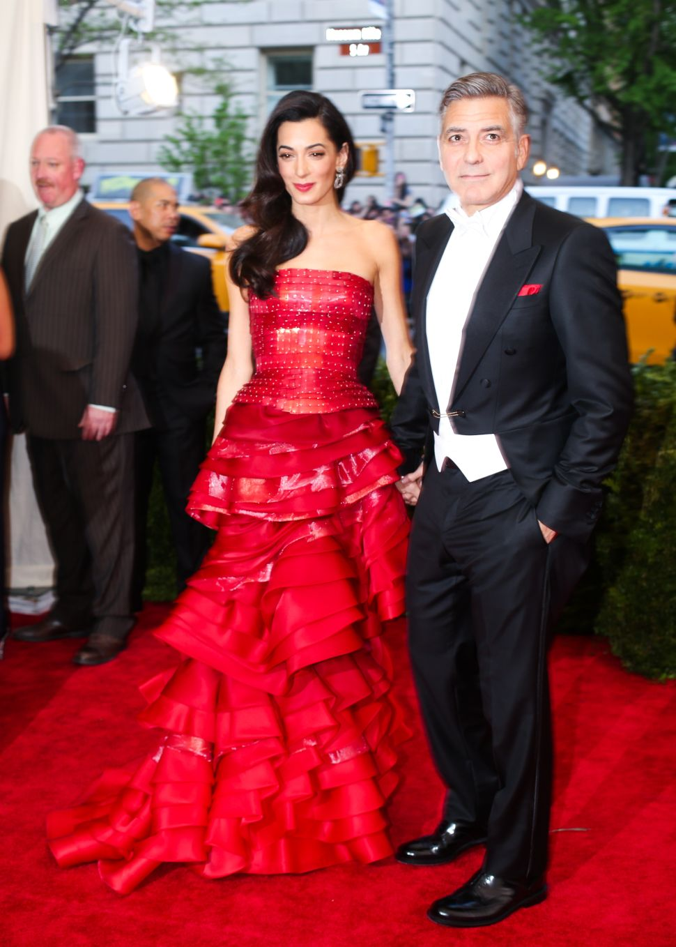 Met Gala Gossip and Exclusives as Stars Chat With the Observer