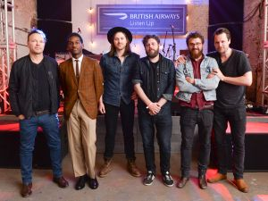 Pete Tong, Leon Bridges, Jamie N Commons, Andrew Davie, Kevin Jones, Joey Haynes. (Photo: BFA)