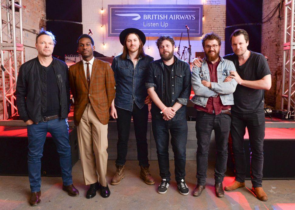 Is British Airways the New Virgin Music?
