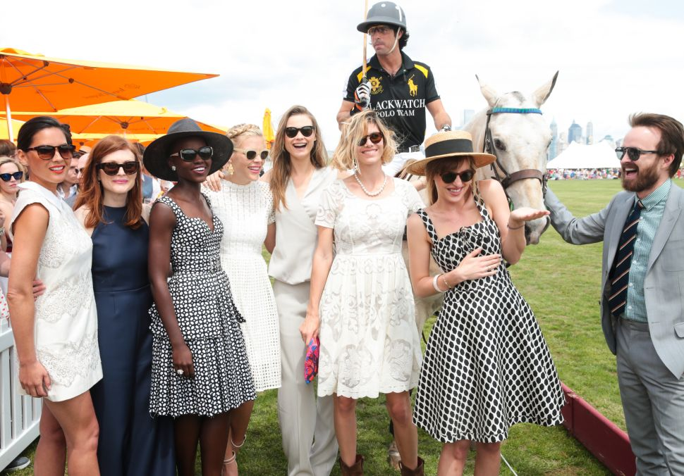 Master the Perfect Outfit for This Weekend's Veuve Clicquot Polo Classic