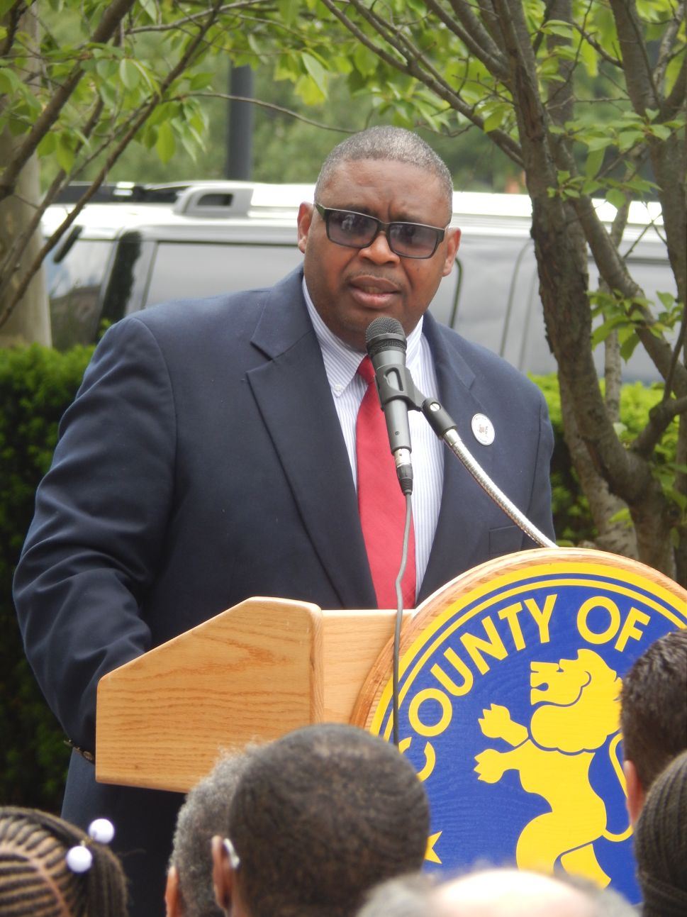 Essex County honors D. Bilal Beasley